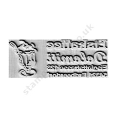 Rubber stamp plate Trodat Printy 4931